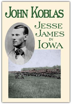 Jesse James in Iowa