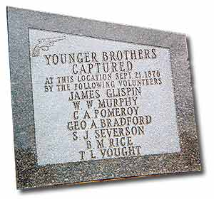 Younger Brothers Plaque